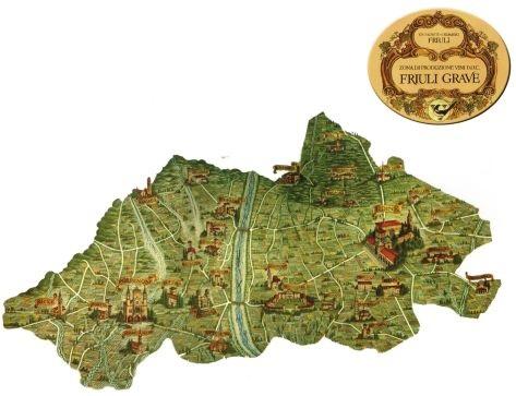 Friuli Grave Vino E Territorio Delle Grave Del Friuli